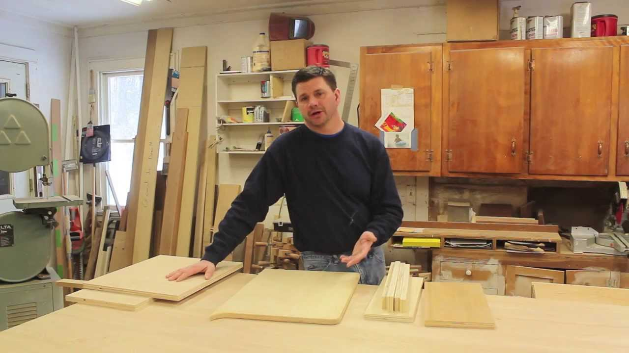 few thoughts on plywood by Jon Peters - YouTube