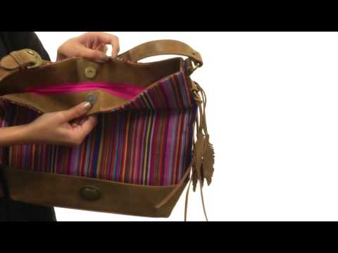 American West Serape Shoulder Bag  SKU:8823177