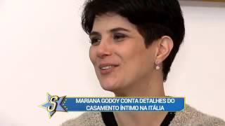 Mariana Godoy admite que marido era virgem quando se casou