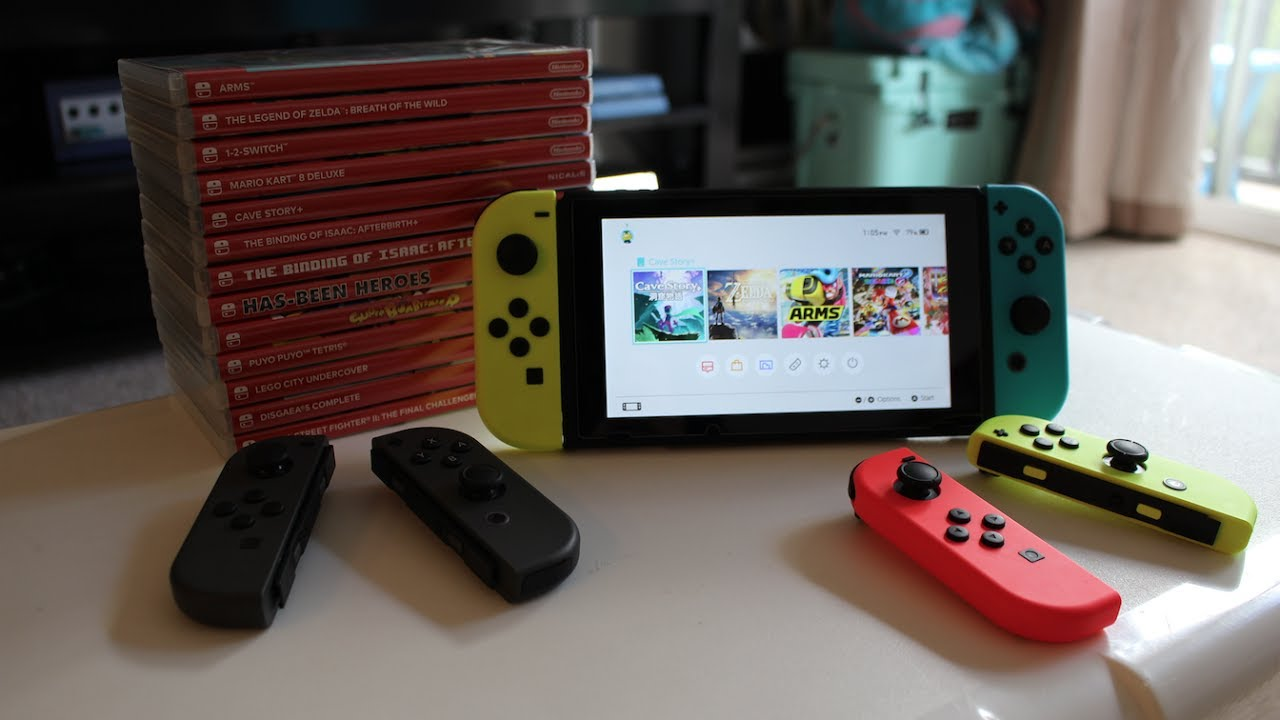 Summary -> Switch Nsp Eshop 2019 Collection Download Game2ucom