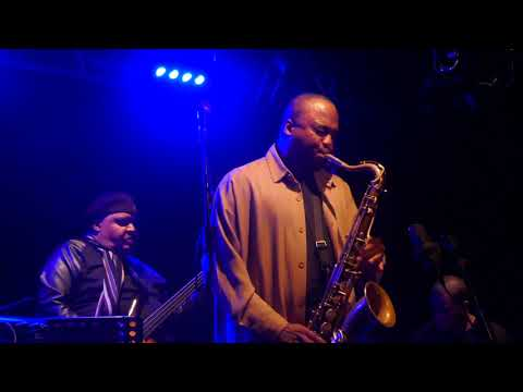 James Carter Electrik Outlet - 1 (New Morning - Paris - December 7th 2017