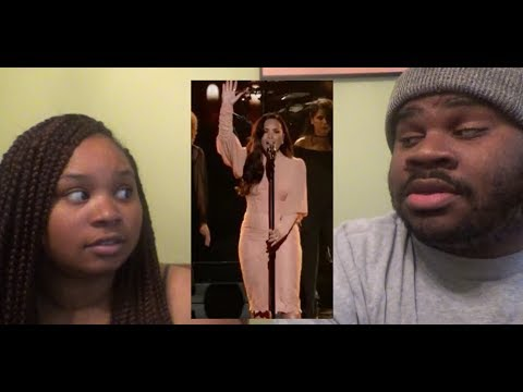 DEMI LOVATO - HALLELUJAH (LIVE FOR ONE VOICE) - REACTION