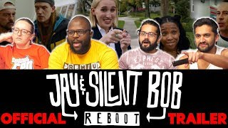 Jay and Silent Bob Reboot! - Official Red Band Trailer - Group Reaction