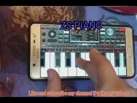 Tu Dharti Pe Chahe Jaha Bhi Rahegi ~on Piano Mobile