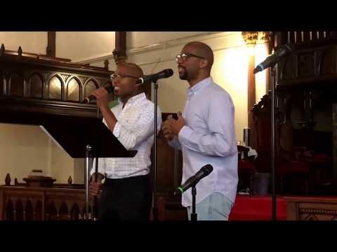 Come Ye Disconsolate (Darrel and Will) - Union Church Boston