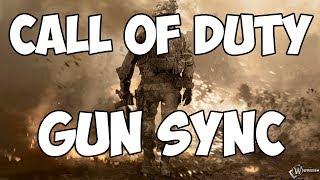 CALL OF DUTY GUN SYNC - HERO'S COME BACK (NARUTO OPENING)