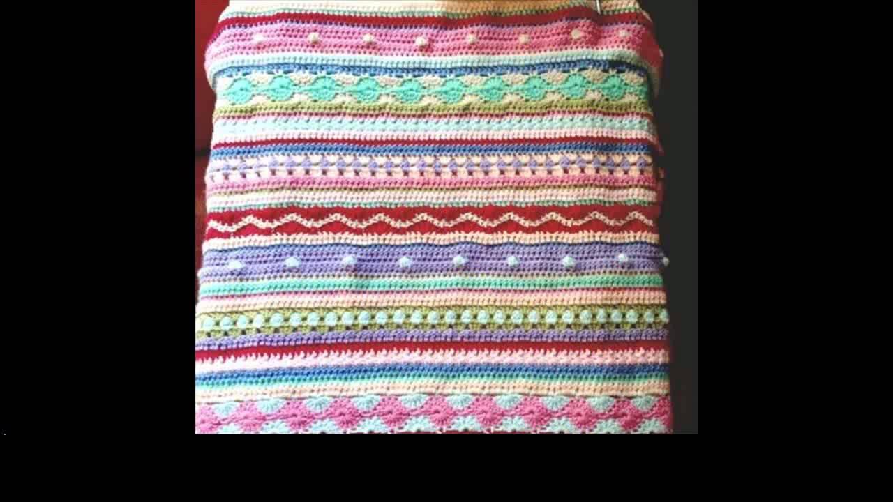 crochet blanket for men