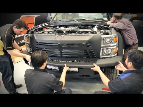 The Reaper: The Silverado–Based, Lingenfelter-Tuned Off-Road Pickup GM Won't Build—But Will Sell