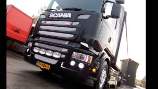 Scania R620 V8 Streamline Hans Louwet Transport (HLT) Interior and Extrior Special (HD)