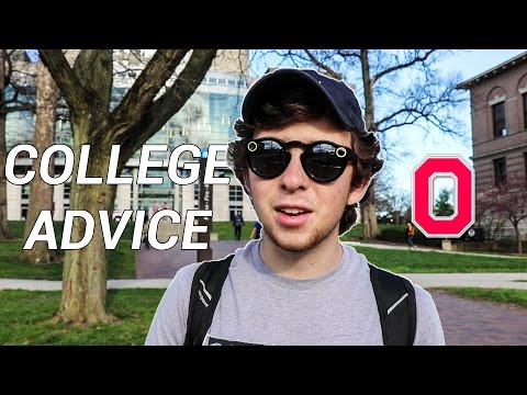 WHAT I WISH I KNEW BEFORE GOING TO COLLEGE! (Ohio State University Vlog)