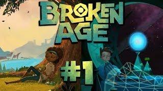 Thumbnail für das Broken Age Let's Play