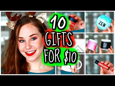 WOW! Very Cheap Christmas Gift Ideas For 2017! (Holiday Gift Guide)