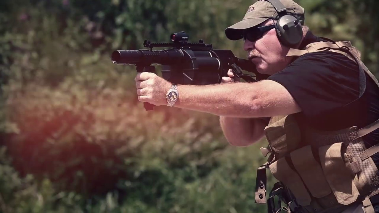 40mm Launcher Choices • Security Devices International