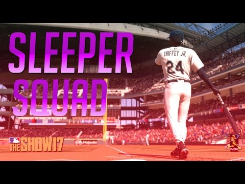 MLB 17 - Best Silver Diamond Dynasty Players!