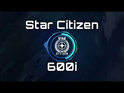 🎵 Star Citizen Soundtrack - 600i - A Symphony in Motion 🎵