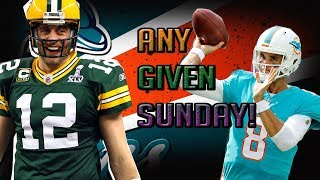 PLAY PERFECT! MIAMI DOLPHINS VS GREEN BAY PACKERS PREVIEW! - DOLPHINS FAN REACTION @1KFLeXin