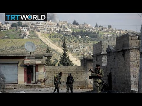Turkey's Border Mission: Turkish forces inch closer to taking Afrin city