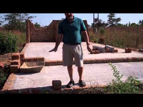 Building a House in Zimbabwe