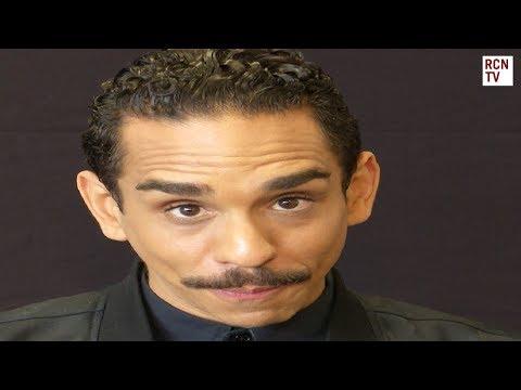 Ray Santiago Shares Neve Campbell Fanboy Encounter