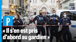 Attentat de Nice: un policier explique le déroulé de l'attaque qui a tué 3 personnes