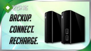 รีวิว Seagate Backup Plus Hub 6TB : External Storage พร้อม USB Hub ในตัว