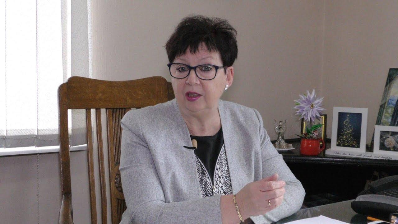Gmina Stegna: Ewa Dąbska o najważniejszych wydatkach – 21.12.2017