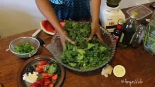 Icook The Best Detox Salad Ever!