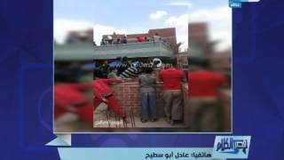 قصر الكلام - اهالي قرية السطحية في الشرقية يتهمون