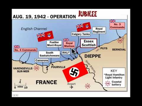 Dieppe Raid: Part One