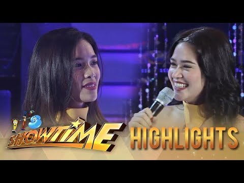 """It's Showtime Miss Q & A: """"Ate Girl"""" gives way for Bela Padilla"""