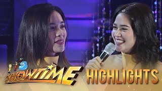 "It's Showtime Miss Q & A: ""Ate Girl"" gives way for Bela Padilla"