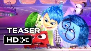 Inside Out Official Teaser Trailer #1 (2015) - Disney Pixar Movie HD