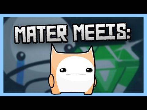 The Rock Curse | Mater Meets: BattleBlock Theater [Highlights Montage]