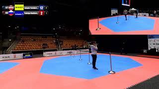 WTE Under 21 Championships - Helsingborg 2019 - Court 4