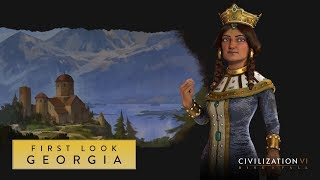 Video Civilization VI: Rise and Fall – First Look: Georgia download MP3, 3GP, MP4, WEBM, AVI, FLV Januari 2018