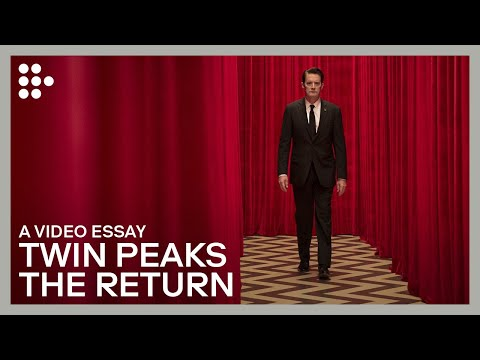 """Twin Peaks  The Return""  — Then He Kissed Me"