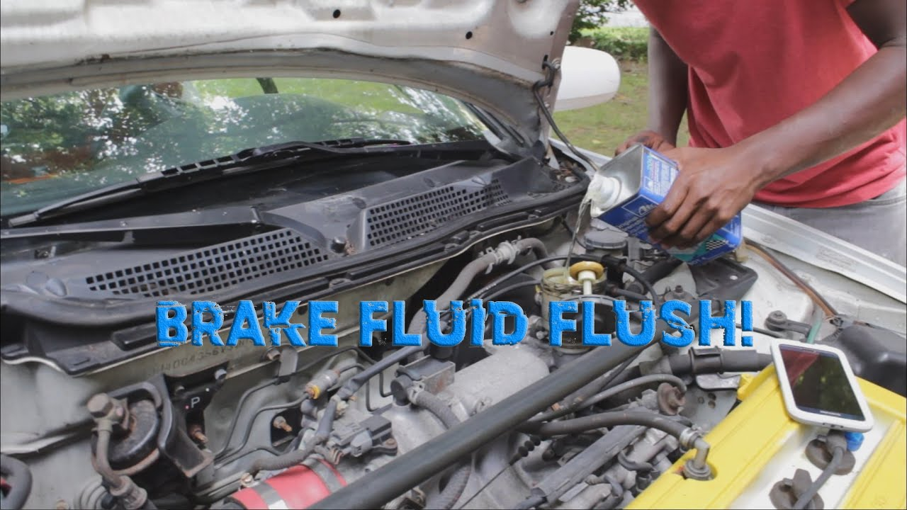 Project Integra Track Car Prep Part 3- Changing The Brake Fluid ...