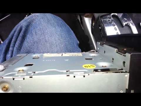 How To Remove Radio Stereo Audi A4 B5 1996 2001 Wo