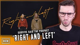"""Survive Said The Prophet - """"Right and Left"""" REACTION / REVIEW"""