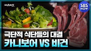 [SBS 스페셜] 요약 '밥상 위 소리 없는 전쟁, 채…
