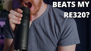 FOUR MICS IN ONE?! - Aston Stealth Review (Aston Stealth vs RE320 Comparison)