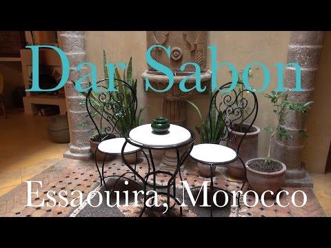 Riad Dar Sabon Review, Essaouira, Morocco