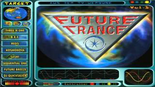 Trance Nature (Floormix Radio) / Richard Cube / Future Trance Vol.1 CD2 HQ