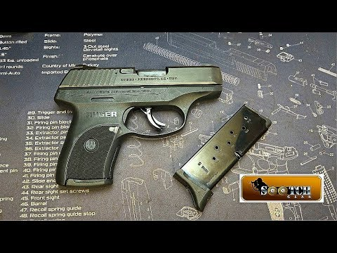 Ruger LC9s Pro 9mm Review  Budget Carry