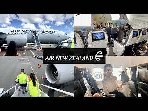 I'M IN A AIRNZ COMMERCIAL!