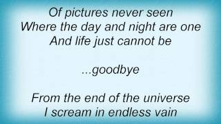 Unleashed - Forever Goodbye (2045) Lyrics