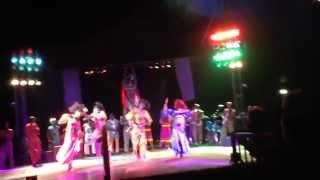 Jabula Africa on tour