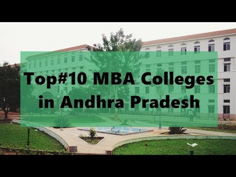 10 Most Popular MBA Colleges In Andhra Pradesh