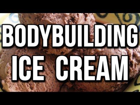 BODYBUILDING PROTEIN ICE CREAM