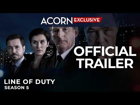 Acorn TV Exclusive | Line Of Duty Season 5